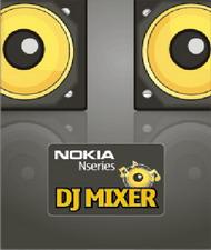 DJ Mixer N-Series [Java] - Symbian OS 9.1